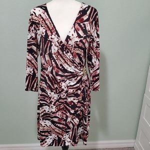 Calvin Klein long sleeve dress. Size L